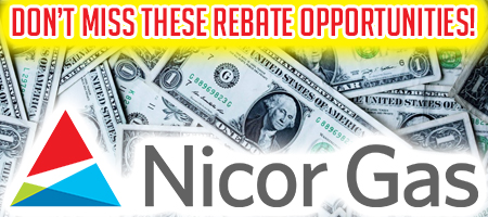 Nicor Gas Rebates